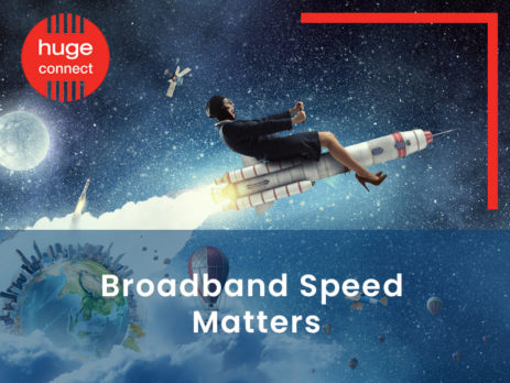 Broadband Speed Matters
