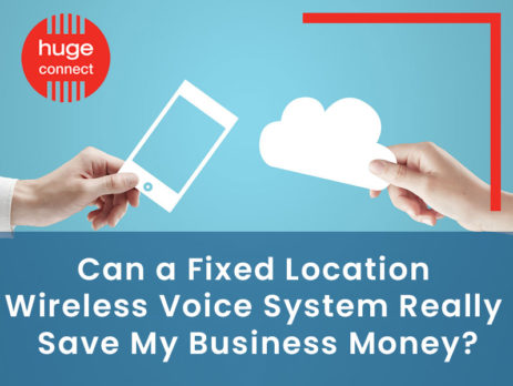Can a Fixed Location Wireless Voice System Really Save My Business Money