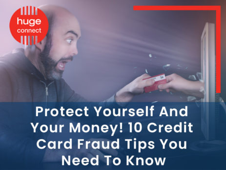 Protect Yourself And Your Money! 10 Credit Card Fraud Tips You Need To Know