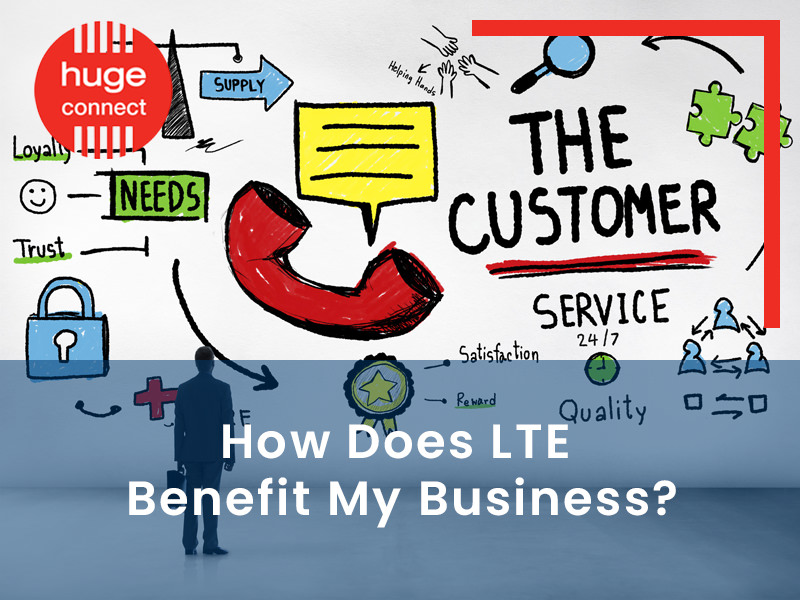 How Does LTE Benefit My Business 2