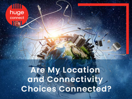 Are My Location and Connectivity Choices Connected