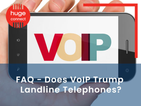 FAQ - Does VoIP Trump Landline Telephones