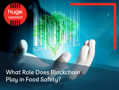 What Role Does Blockchain Play in Food Safety