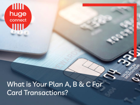 What is you plan for card transactions