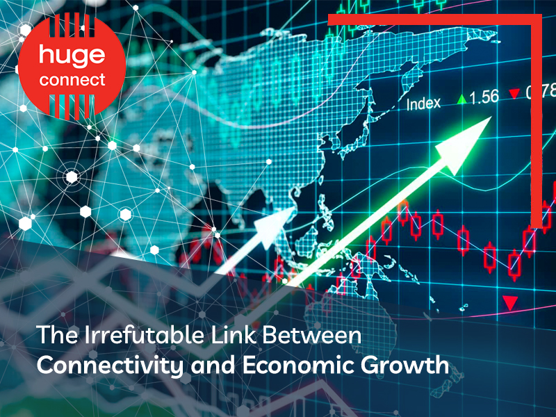 The Irrefutable Link Between Connectivity and Economic Growth image 2